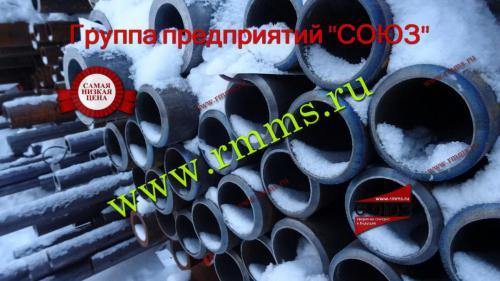 трубы стальные бесшовные горячедеформированные производство
