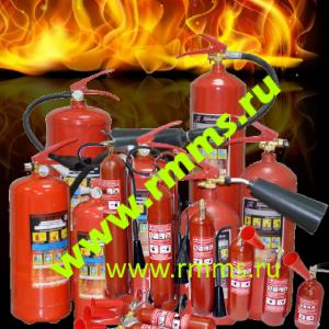 Купить огнетушитель углекислотный
