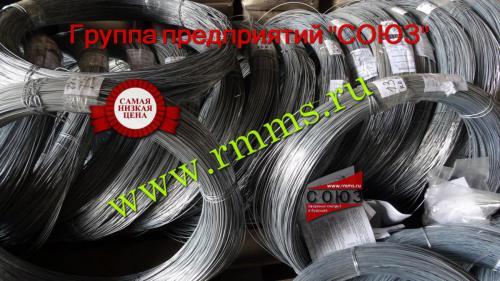 Проволока ГОСТ 3282-74 цена в мотках