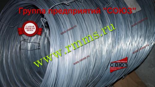 проволока стальная оцинкованная купить 2,0 мм